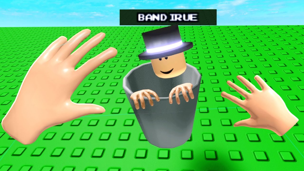 Roblox Vr Is Hilarious Youtube