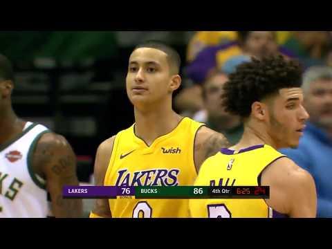 Los Angeles Lakers vs Milwaukee Bucks: November 11, 2017