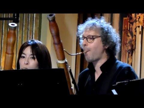 Johann Georg Pisendel - Concerto for 2 oboes, 2 bassoons, strings and b.c. in c minor