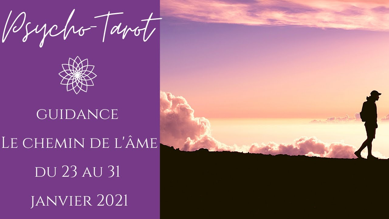 Psycho-Tarot du 23 au 31 janvier 2021