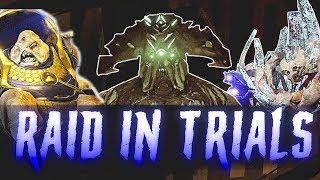 Raid Loadouts in Trials Challenge ft. MpEdits & ZkMushroom