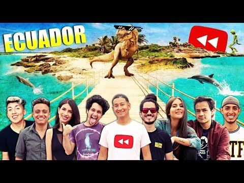 Youtube Rewind 2018 ECUADOR ❤️ #YouTubeRewind