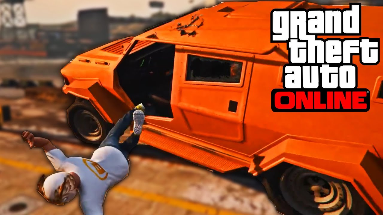 GTA 5 - INCREDIBLE GTA 5 STUNTS & FAILS (GTA 5 Funny Moments)