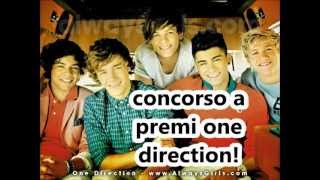 CONCORSO A PREMI ONE DIRECTION (APERTO)