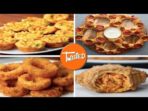 10 Foolproof Party Appetizers  | Twisted