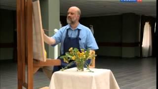 Андрияка С.Н. Уроки рисования 11. Одуванчики.mp4