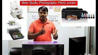 Epson L805 Single Function PrinterBlack, Refillable Ink Tank