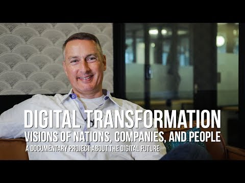 Digital Transformation: Interview Mark Halverson, Advocate Of Ethical Boundaries In Tech