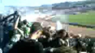 MOBejaia ( les supporters a setif deplacement en force)