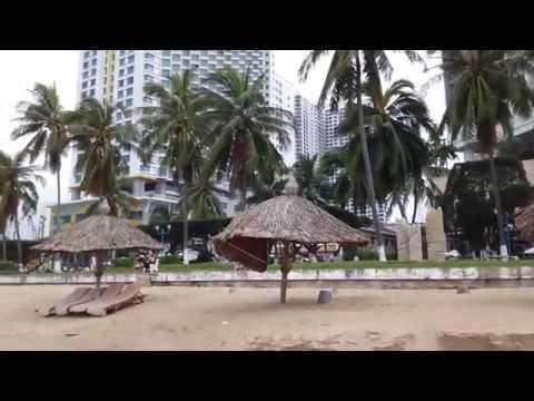 CẢNH BIỂN NHA TRANG Sau Cơn Bão số 12- Travel to Nha Trang