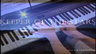 The Keeper of the Stars - Tracy Byrd - Piano