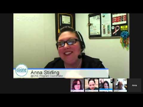 Center Hangout- Reflections from @ONE Online Teaching Certification Graduates