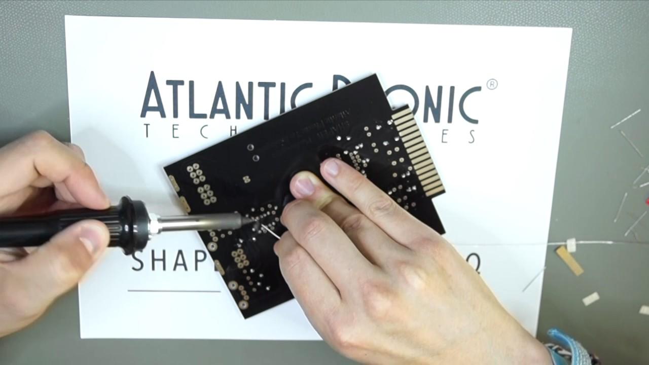 Atlantic Phonic Shaper Mastering EQ - Build Video