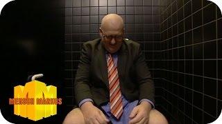 Toilettengespräch