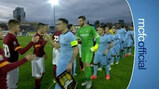 Manchester City: 3 SEE RED | AS Roma 2-1 City U19 | UEFA Youth League Quarter Final
