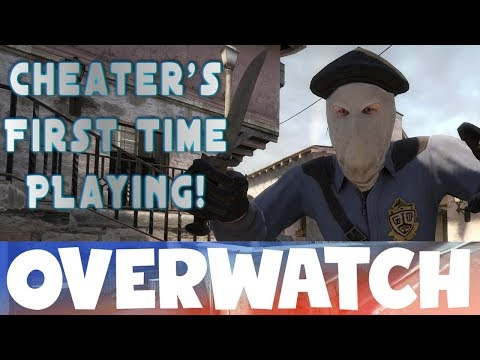 CHEATERS First Time Playing CS:GO - OVERWATCH