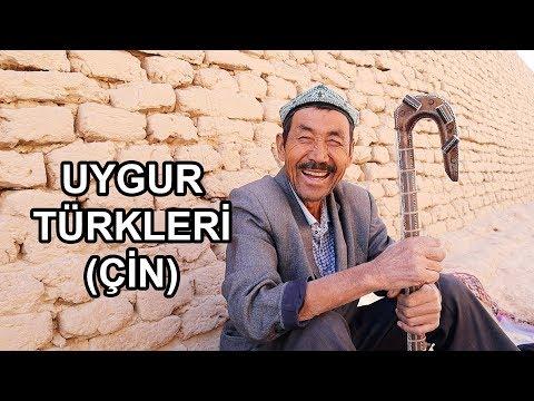 UYGUR TÜRKLERİ - Çin'in Sincan Uygur Özerk Bölgesi - 1