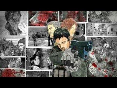 biohazard-resident-evil-manga