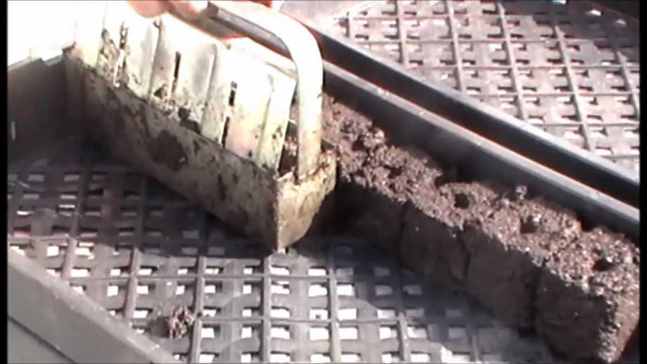 how to make soil blocks johnnys