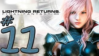 Lightning Returns: Final Fantasy XIII - Old Town - Part 11 (PS3)