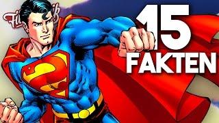 SUPERMAN - 15 coole Fakten zum MAN OF STEEL | AbgeFakt