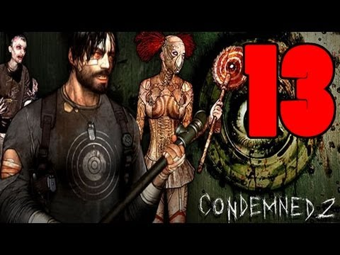 Let's play Condemned 2 BLIND :13: Follow the tubes