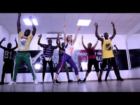 Motivational song dance steps Azonto Ghana & Chen. Learn the steps and send us your video!