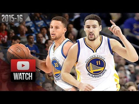 Stephen Curry & Klay Thompson Full...