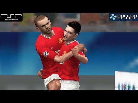 Pro Evolution Soccer 2012 - PSP Gameplay 1080p (PPSSPP)