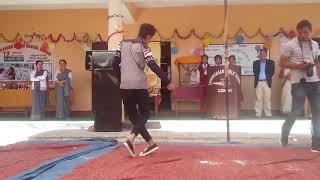 Dance for bom lagdi menu