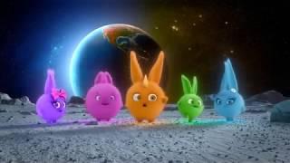 써니 버니 SUNNY BUNNIES 보라색 매직   어린이를위한 재미있는 만화   WildBrain