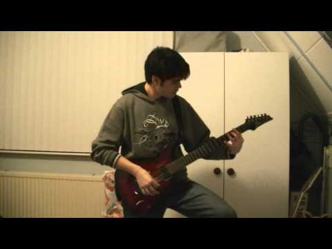 Capture The Crown - RVG (Guitar Cover)