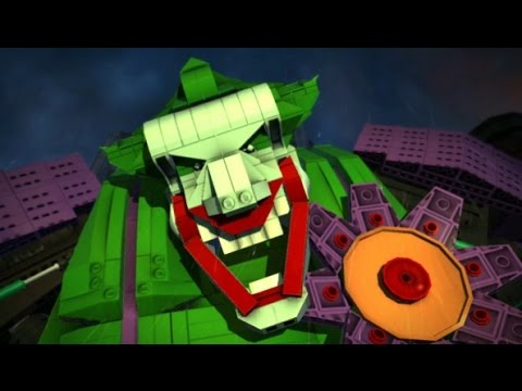 LEGO Batman 2: DC Super Heroes (3DS) - 100% Free Play Guide #11 ...