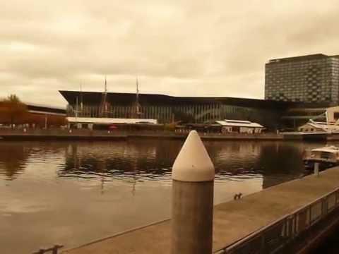 Melbourne Convention und Exhibition Centre.