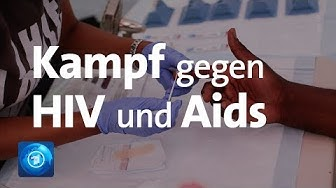 Kampf gegen HIV und Aids: Aktuelle Zahlen der UN