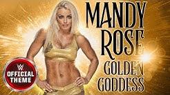 Mandy Rose - Golden Goddess (Entrance Theme)