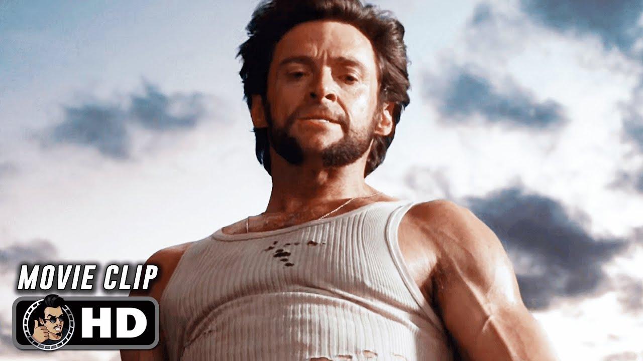"Download X-MEN ORIGINS: WOLVERINE Clip - ""Wolverine Kills Deadpool"" (2009)"