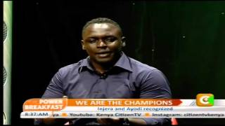 Power Breakfast: We are the Champions
