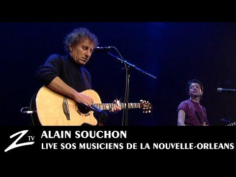 Alain Souchon - La Vie Théodore - La Vie ne Vaut Rien - LIVE HD