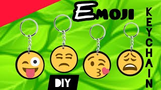 How to make Emoji Keychain at home ??? | Very easy | # DIY | # Sumit Art