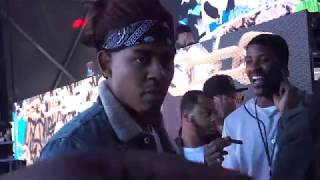 """Video Show Banga performs """"How We Rock"""" during Lil Yee Set at Bay Area Rolling Loud Festival 2017 download MP3, 3GP, MP4, WEBM, AVI, FLV Oktober 2018"""