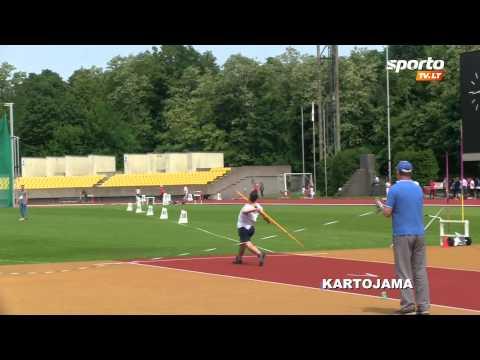 SportoTV.lt: LLAF taurė. II diena. 2013-06-01
