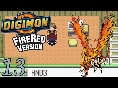"""Digimon FireRed #13 - """"NVIDIA Stock"""""""