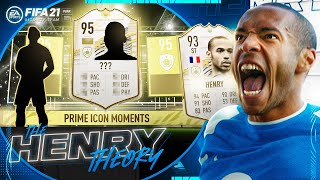 WE PACKED A 3 MILLION COIN MOMENTS ICON! (The Henry Theory #74) (FIFA Ultimate Team)