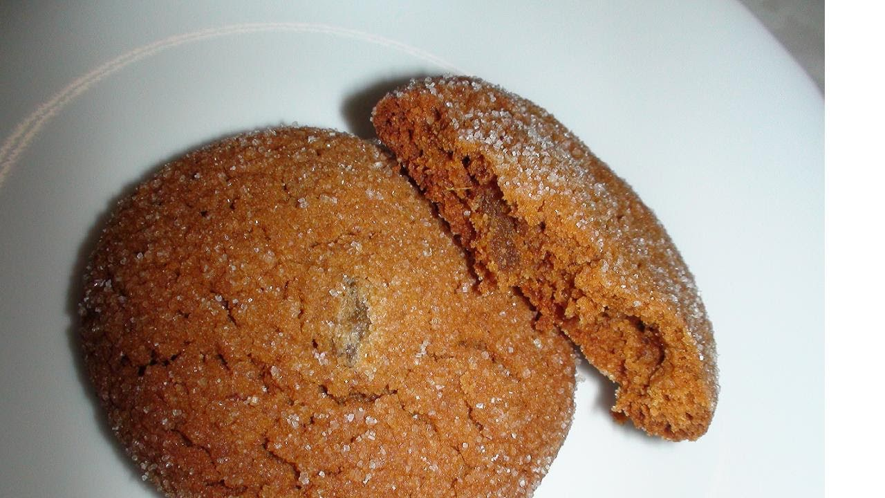 Food Double Chocolate And Candied Ginger Cookies Pressfrom Us