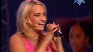 Sarah Connor - French Kissing - Live