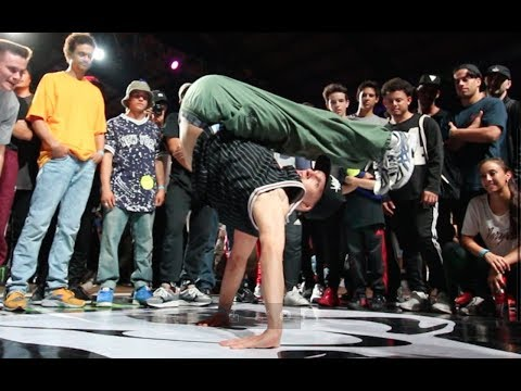 Call outs at Silverback Open 2017 Day 1 // Bboy World