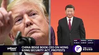 Hong Kong and the rising tensions between the United States and China