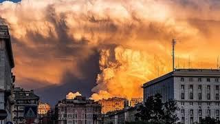 世界各地の空に出現した不思議な雲7選!