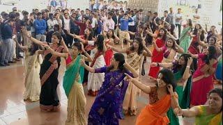 jimikki kammal | flashmob at ssimsrc medical college